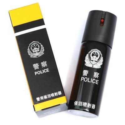 警用60毫升辣椒水POLICE防暴催泪瓦斯